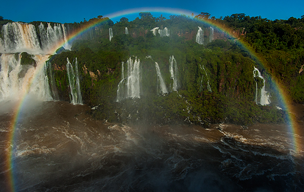 We have been finding 360 degree rainbows - what a treat!© 2013 Bob Harvey