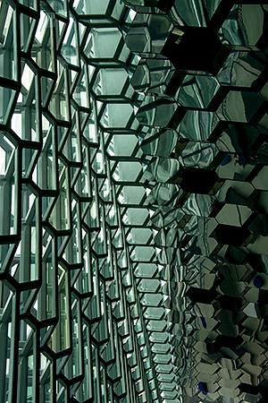 Harpa Concert Hall, Reykjavik, Iceland©Bob Harvey 2013