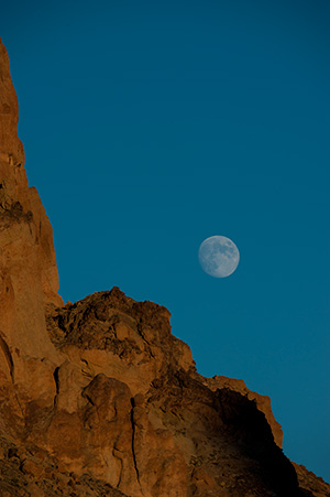 Moonrise © 2013 Bob Harvey