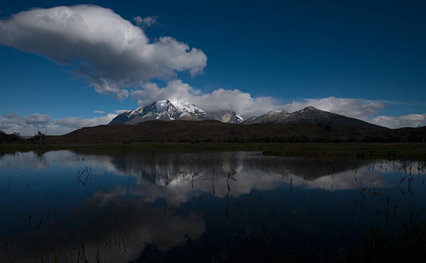 Torres del Paine National Park, Chile © 2014 Diane Kelsay