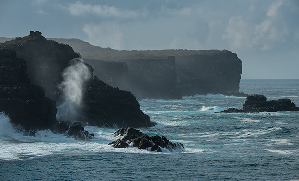 Cliffs of Espanola © 2014 Diane Kelsay