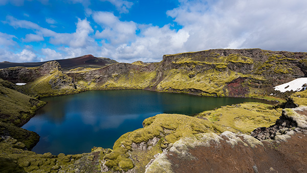 Iceland is one volcano stacked on another until it built an island. © 2016 Bob Harvey