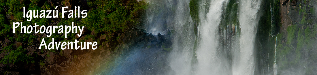 Iguazú Falls Photography Adventure with Nature Photography Adventures